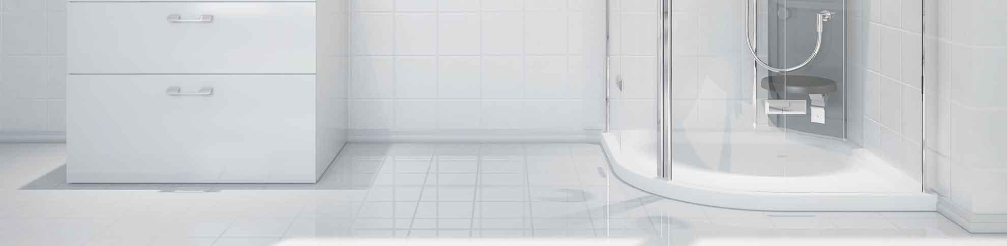 Douchecabine in de badkamer vervangen doe het zelf – Jan Tegel ...